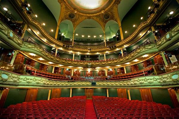 Antwerpen opera house